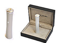Зажигалка 11.164 Пьер Карден Lipstick бирюзовый металлик/SWAROVSKI ELEMENTS