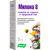 Милона-8, таб №100 по 0,5 г