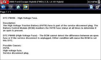MODIS ™ Ультра Модульная Диагностическая и информационная система, Snap-on, EEMS328W, фото 3
