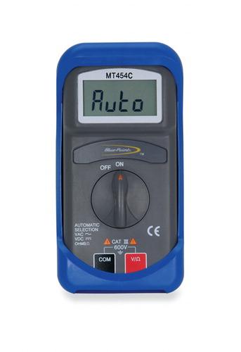 Мультиметр цифровой, Snap-on, MT454C