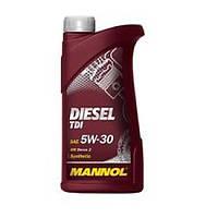 Синтетическое моторное масло MANNOL DIESEL TDI 5W-30 (1)