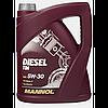 Синтетическое моторное масло MANNOL DIESEL TDI 5W-30 (5)