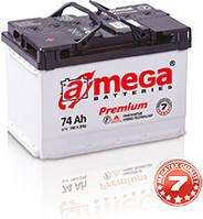 "Аккумулятор ""A-MEGA"" PREMIUM 6СТ-74"
