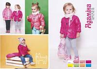 Модная весенняя детская курочка для девочки Адамина, фото 1