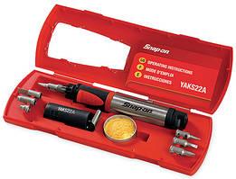 Набор для газовой пайки, бутан (от 15 до 75 Ватт), Snap-on, YAKS22A
