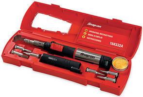 Набір для газової пайки, бутан (від 25 до 125 Вт), Snap-on, YAKS32A