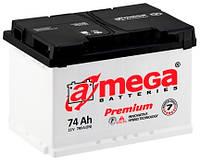 "Аккумулятор ""A-MEGA"" PREMIUM 6СТ-60"