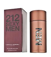 Carolina Herrera 212 Sexy Men - лицензия Турция UNO 100мл.-стекло