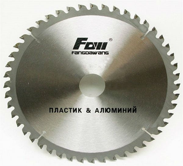 Диск пильный по алюминию и пластику 250x3.2x2.2x100Tx30 - Rush Tools в Харькове