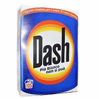 Порошок стиральный Dash 105 стирок, 6,825кг