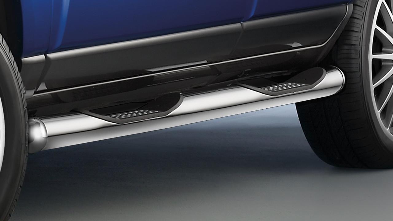 Подножки Hyundai Tucson 2005-2015