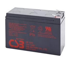 Батарея CSB 12V 7.2Ah GP1272F2, фото 2