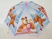 """Подростковый зонт """"Маша и медведь"""" Star Rain"""