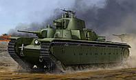 Сборная модель танка ' T-35'      1\35    HOBBY BOSS