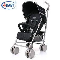 Детская прогулочная коляска 4Baby Le Caprice Black