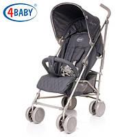 Детская прогулочная коляска 4Baby Le Caprice Dark Grey