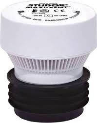 Воздушный клапан Maxi Vent 75, 110 Wavin