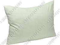 Подушка силиконовая 50х70 микрофибра (эконом-упаковка)