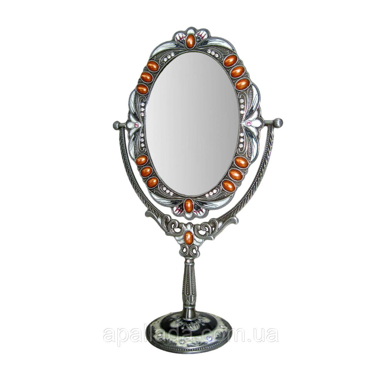 Зеркало косметическое 32см.