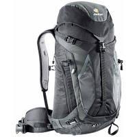 Рюкзак туристичний Deuter Trail black-anthracite (32678 7520) для велотуризму, 10 л, 0.75 кг, чорний