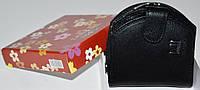 Кошелек кожаный, черный 30_2_32a5