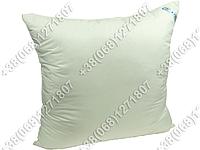 Подушка силиконовая 70х70 микрофибра (эконом-упаковка)