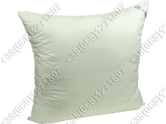 Подушка силиконовая 70х70 микрофибра (эконом-упаковка), фото 2