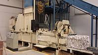 Пресс автоматический для вторсырья (макулатуры, ПЭТ) ВОА 2040, 55тонн