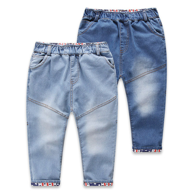 Детские турецкие джинсы на мальчиков оптом
