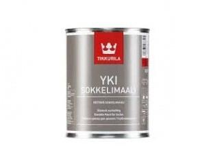"""Краска щелочестойкая TIKKURILA YKI фасадная, база """"С""""-транспарентная, 0,9л -  """"БОГЕМА-2002"""" в Днепре"""