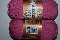 Alize Dіva Stretch - 178 ярко розовый