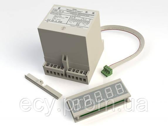 Е 855ЭС-Ц Преобразователи измерительные цифровые напряжения переменного тока, фото 2