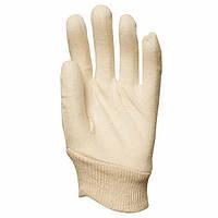 Перчатки тканые х/б