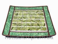Подушка нефритовая зеленая
