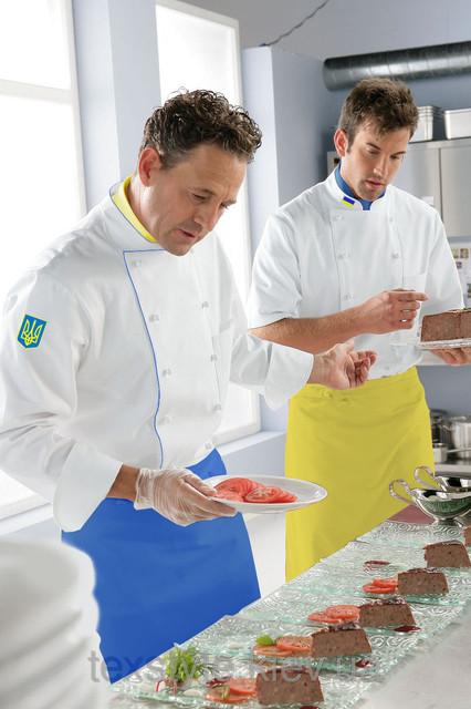 Быть патриотом стильно, именитые повара гордятся своей страной и национальной кухней!