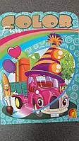 Елвик Fun color Машинки (У)