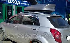 Автобокс (багажник) на дах Menabo Mania 400, фото 3