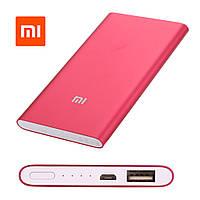 УМБ Xiaomi Mi Power Bank 5000 mAh (красный, серебристый) Оригинал!