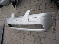 Бампер передний поврежденный Hyundai Atos 2004 - 2008