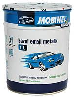 Автокраска металлик Toyota 062 Белая металлик HELIOS(Mobihel) BC  1л. + 1л. (комплект)