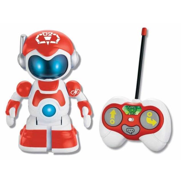 Роботы и трансформеры на радиоуправлении, интерактивные