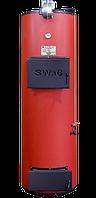 Котлы отопления на твердом топливе длительного горения SWaG 15 - котел на дровах, фото 1