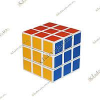 Карманный кубик Рубика 3х3см, фото 1