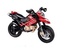 Электромотоцикл Peg-Perego Ducati Hypermotared IGMC0015