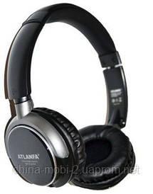 Бездротові навушники ATLANFA AT-7601 + MP3 плеєр і FM радіо