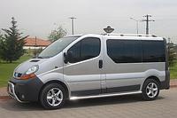 Пороги Опель Виваро / Opel Vivaro 2001 - 2014 кор. база