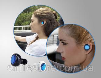AirBeats (АирБитс) Беспроводные стерео наушники.