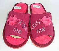 тапки женские kiss me, фото 1
