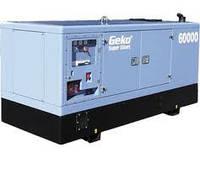 Аренда, прокат трехфазного дизельного генератора, электростанции  мощностью 48кВт/380-220В