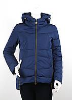 Куртка (парка) женская демисезонная MEAJIATEER M16-15 синяя